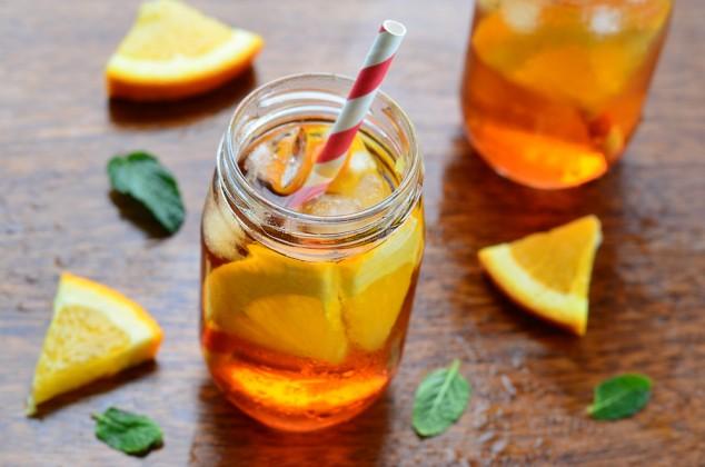 tè freddo: 4 ricette da fare in casa