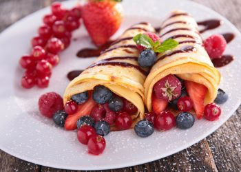 dolci light con la frutta estiva