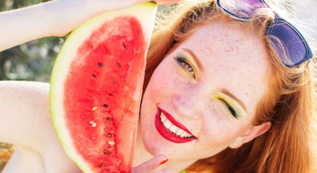 Come proteggere la pelle dal sole con i carotenoidi