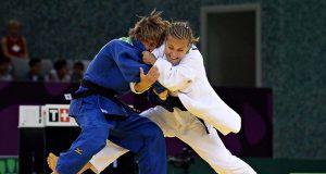 Odette Giuffrida judoka che parteciperà a Rio 2016