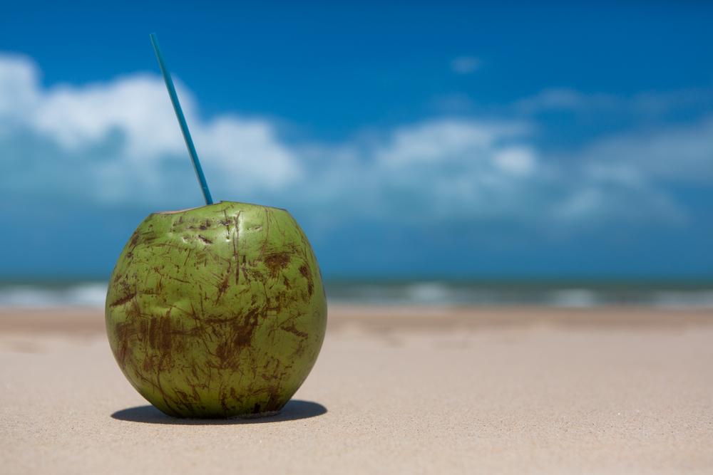 acqua di cocco, i benefici di questa bevanda di bellezza delle donne brasiliane