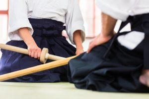arti marziali aikido