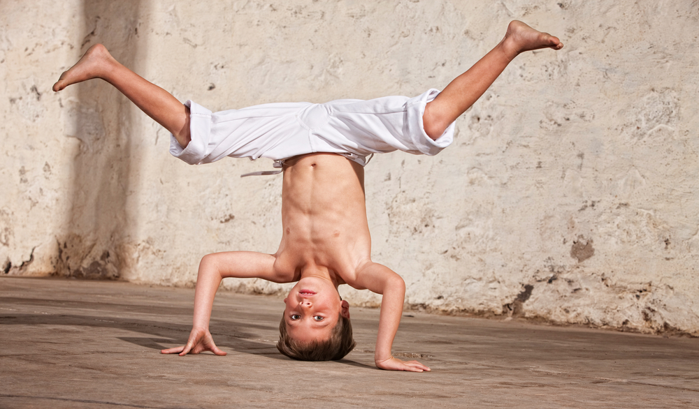 arti marziali capoeira