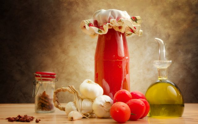 ricette per preparare la salsa di pomodoro in casa