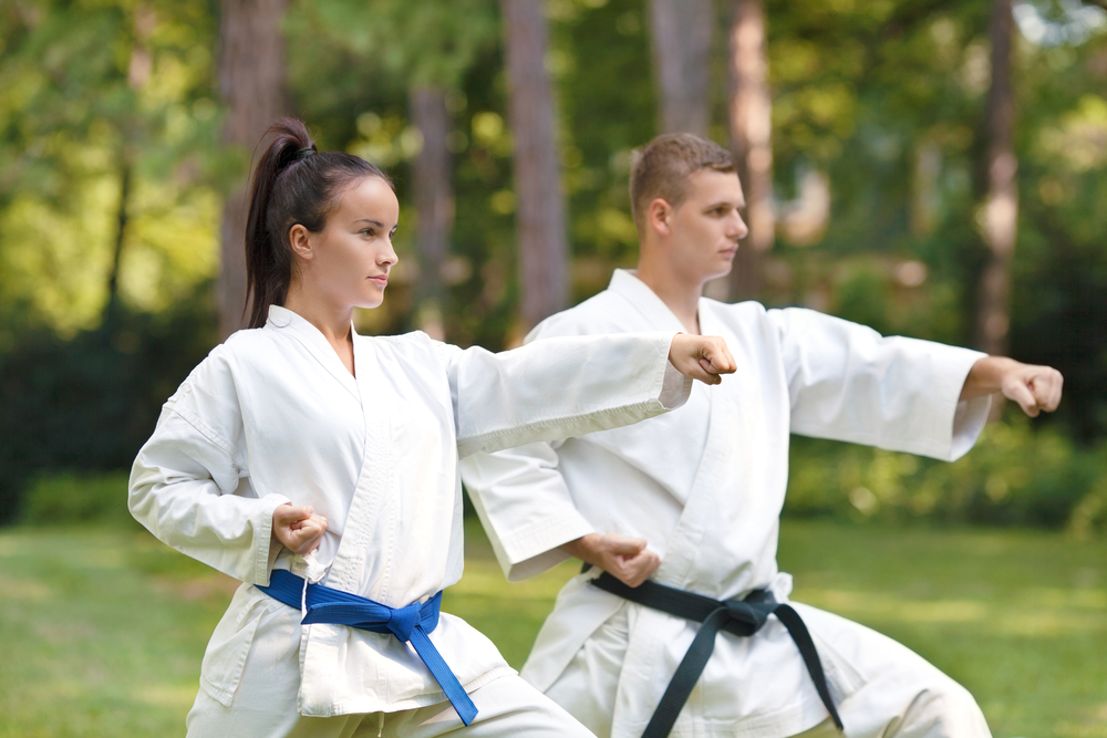 arti marziali karate