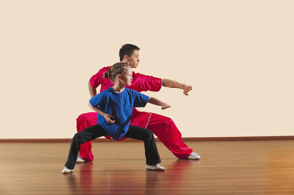 arti marziali kung fu