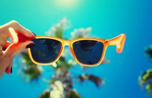 occhiali da sole, non solo moda ma anche salute