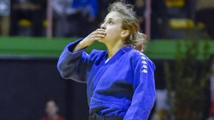 Odette Giuffrida a Baku