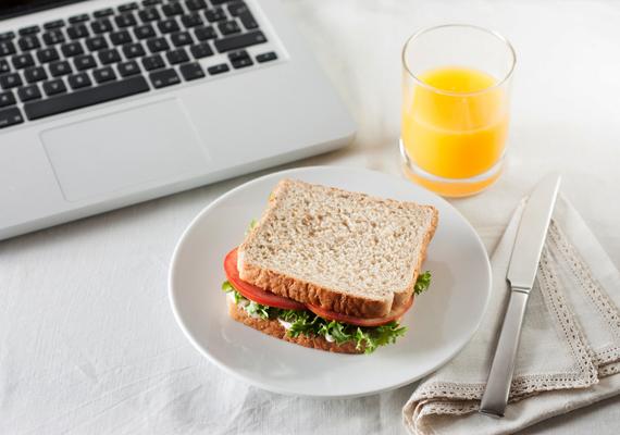 Il panino per il tuo pranzo in ufficio l