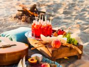 Ricette di ferragosto: idee light per il falò in spiaggia