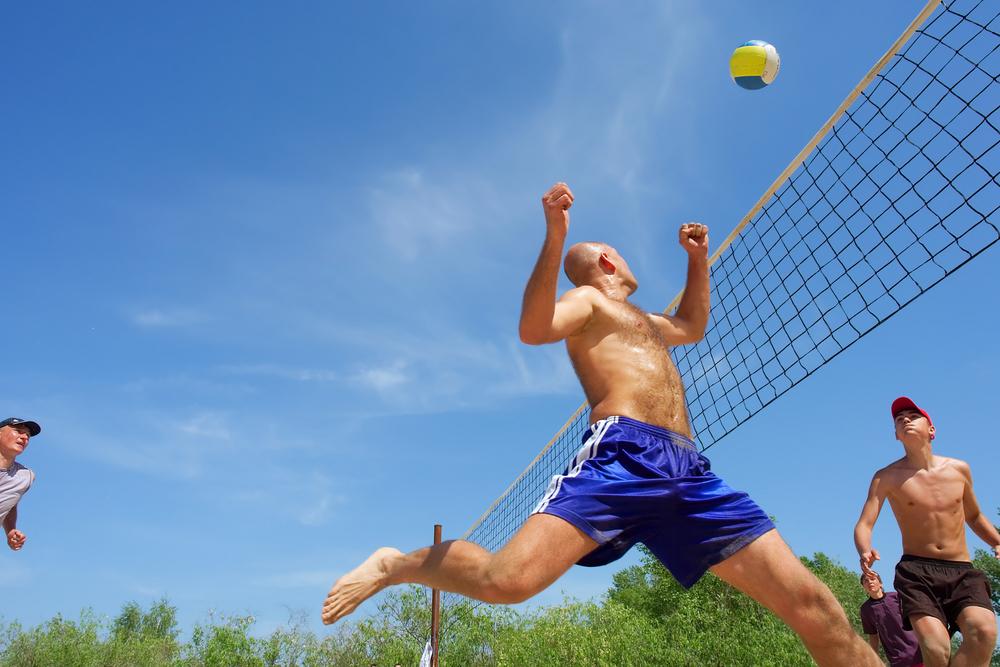 sport al mare beach volley