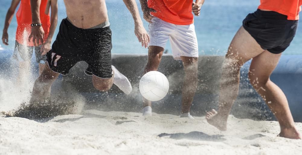 sport al mare foot volley