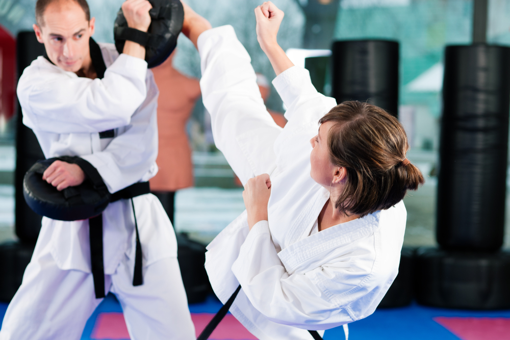 arti marziali tae kwon do