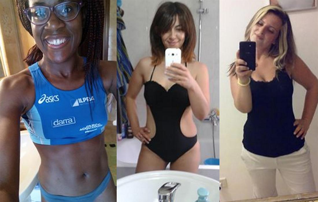 I testimonial che quest'estate hanno perso peso con la dieta Melarossa