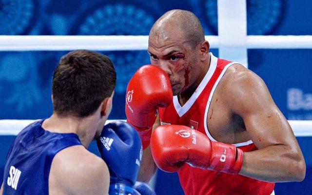 Valentino Manfredonia, il pugile italo-brasiliano che prenderà parte alle Olimpiadi di Rio 2016