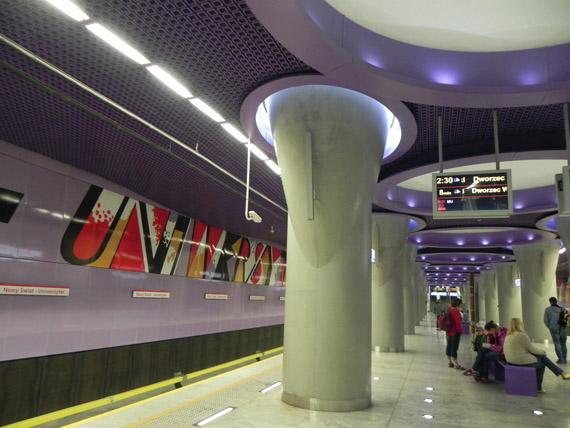 Metro di Varsavia