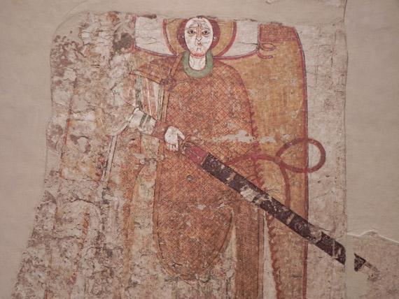 Pitture medievali al Museo Nazionale