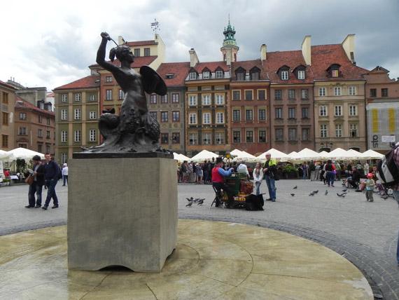Piazza del Mercato nella Città Vecchia