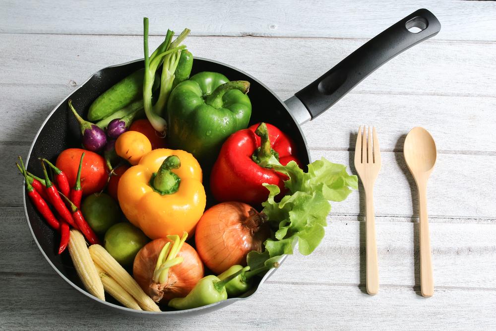 Verdura, più nutriente crude o cotte?