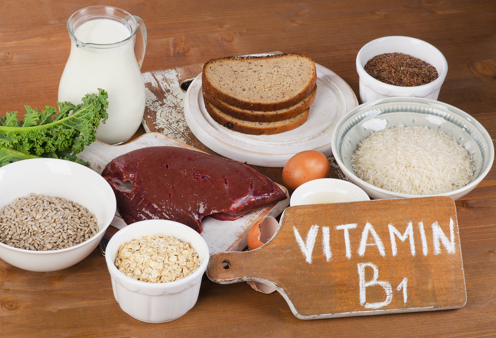 Alimenti ricchi di vitamine b1