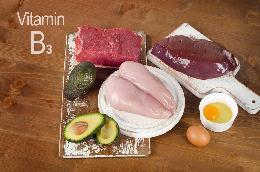 carenza vitamina b3