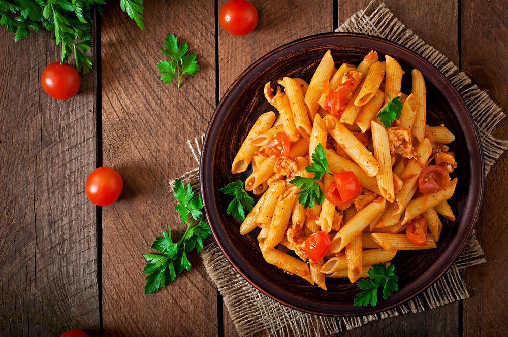 pasta, il cibo perfetto per chi è a dieta