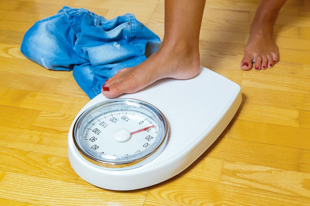 Durante una dieta dimagrante, non essere schiava della bilancia e non pesarti troppo spesso