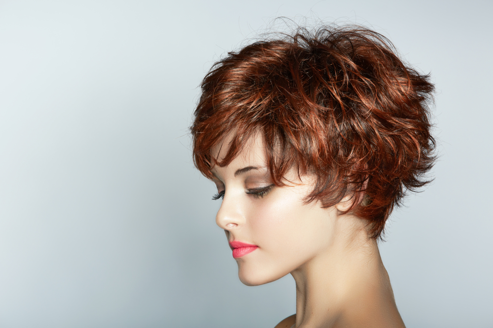capelli corti. il taglio per chi vuole osare