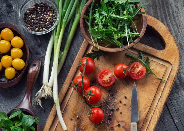 Consigli e ricette per menù vegetariano