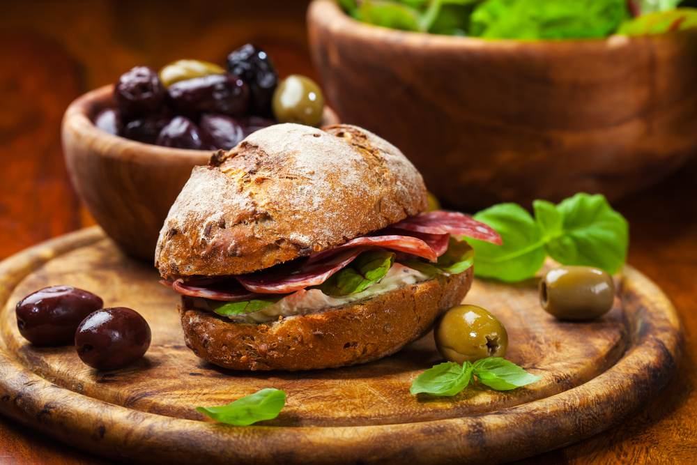 Panino: il pranzo sano e veloce diventa d'autore - Melarossa