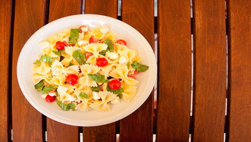 Ricetta pasta alla crudaiola