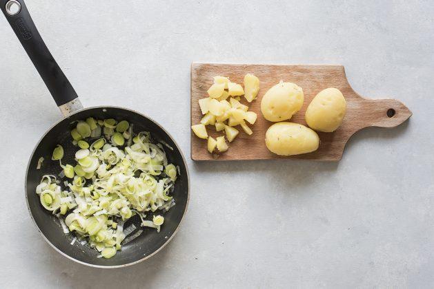 Taglia patate per torta salata