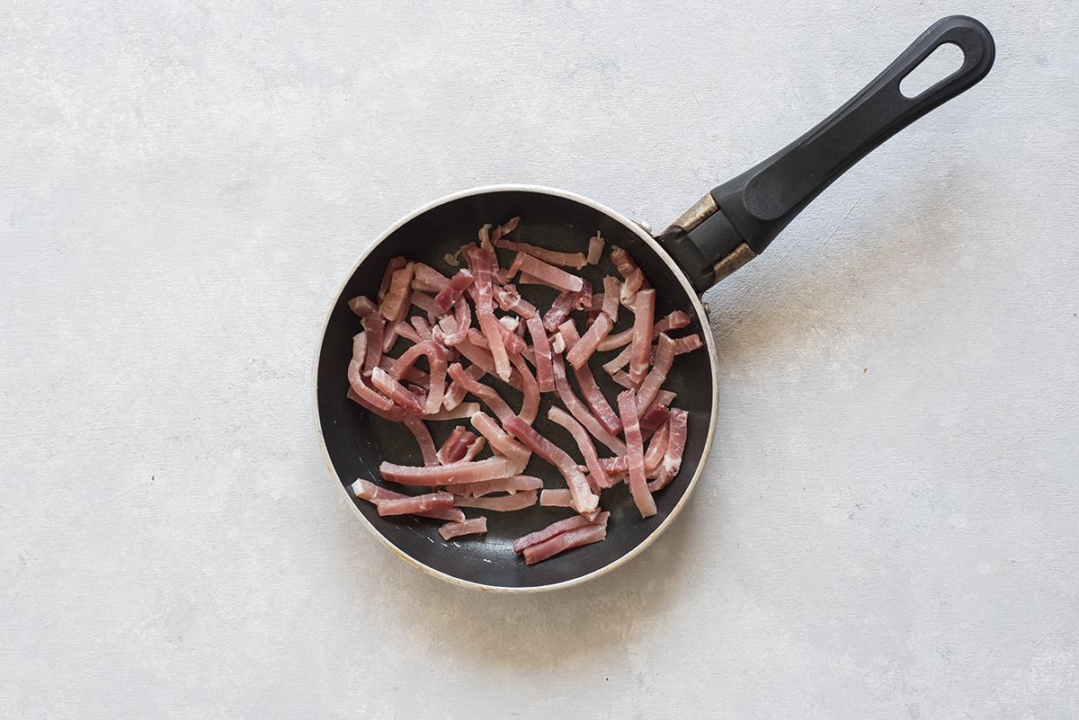 Speck per ricetta quiche lorraine