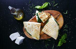 Piadina, le ricette light per prepararla a casa