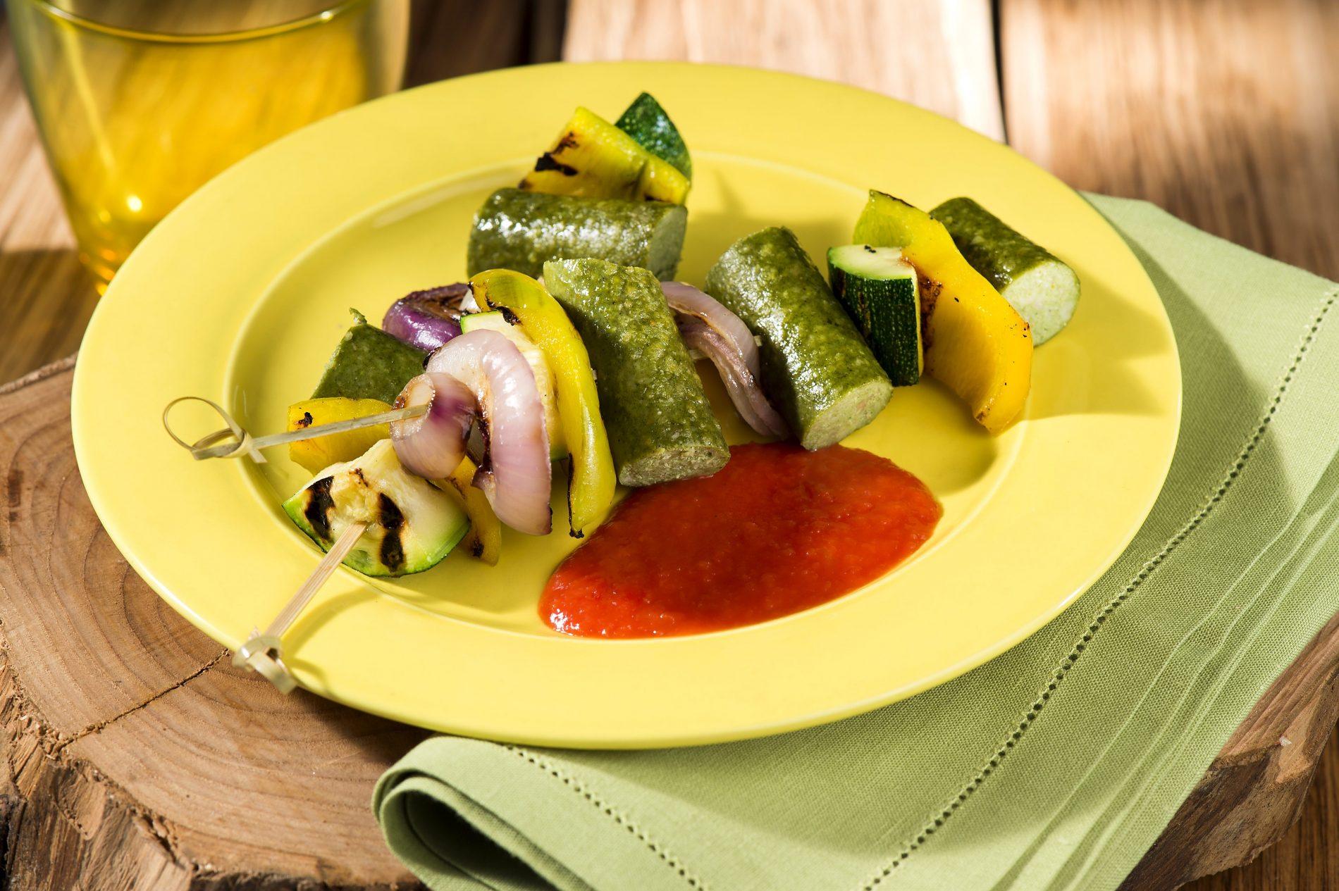 Come organizzare una grigliata perfetta con wurstel Wuoi alle verdure
