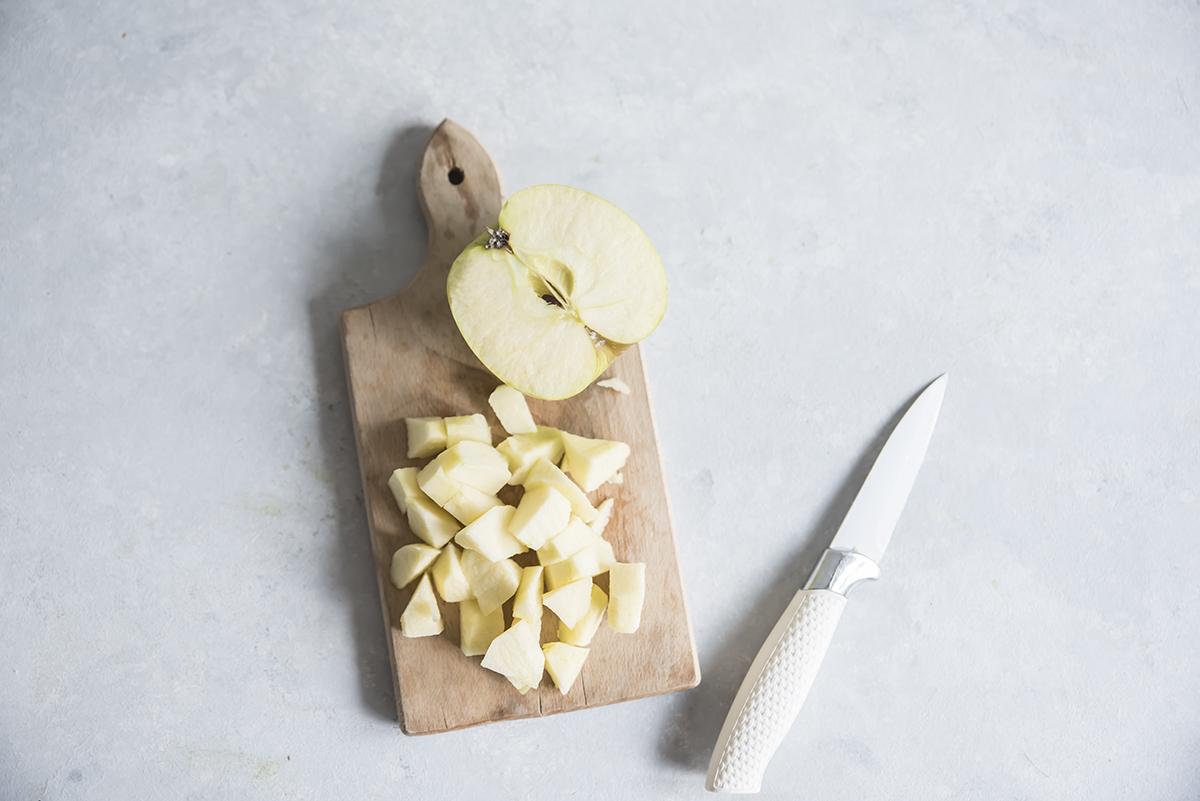 ricetta insalata di ceci con avocado e gamberi