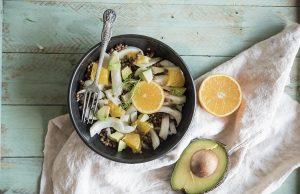ricetta insalata di arance