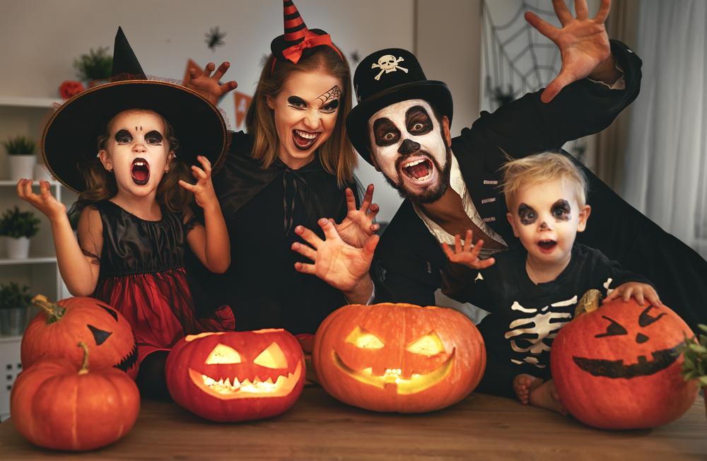 i costumi di halloween pi belli e spaventosi melarossa. Black Bedroom Furniture Sets. Home Design Ideas