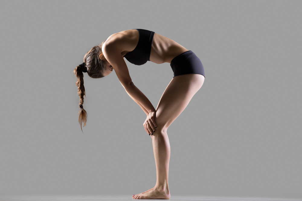 yoga per dimagrire la pancia