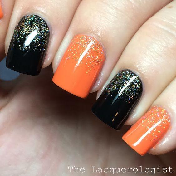 Idee originali per la nail art di Halloween