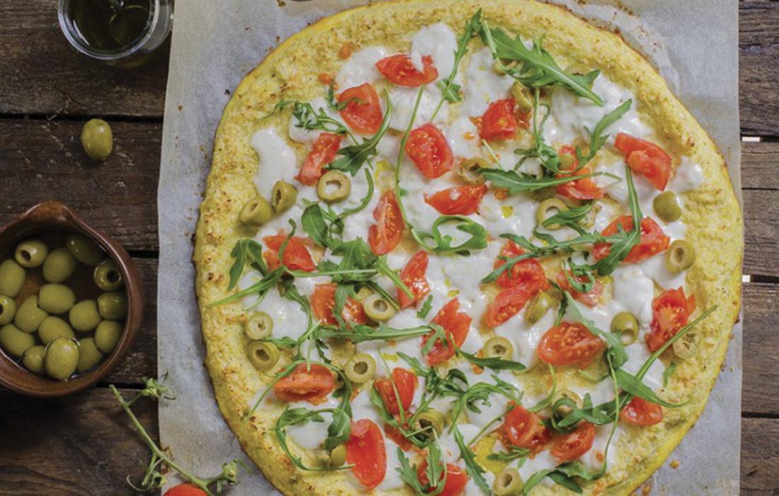 pizza di cavolfiore