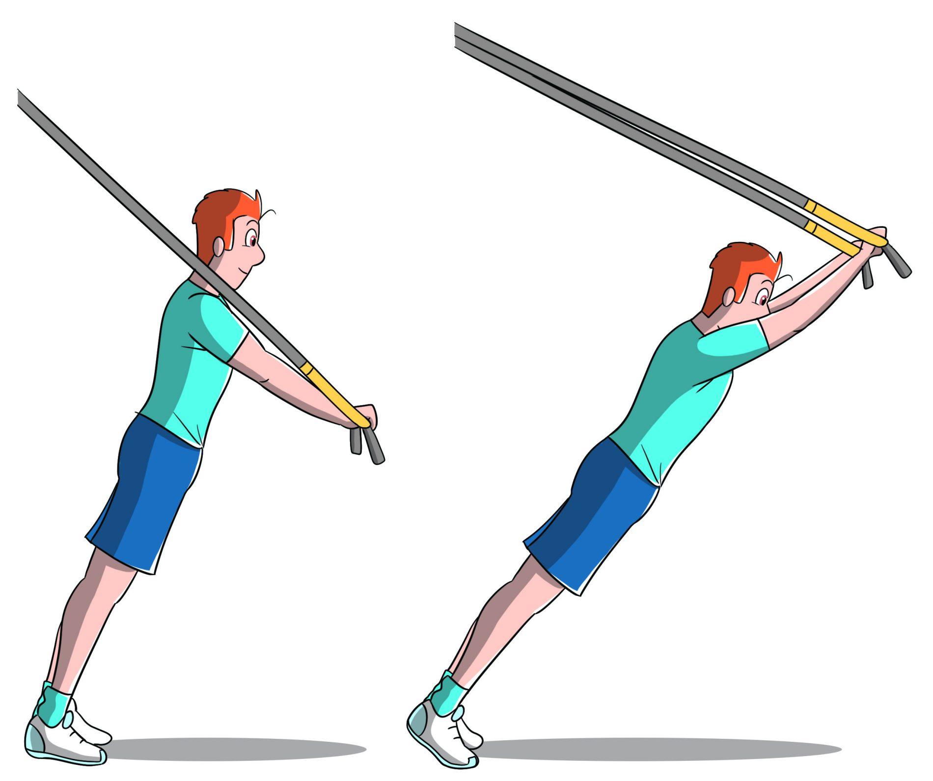 trx: allenamento spalle
