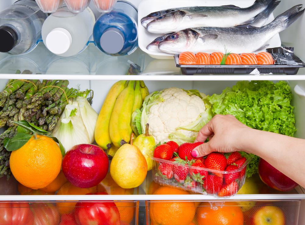 igiene in cucina separare gli alimenti nel frigorifero