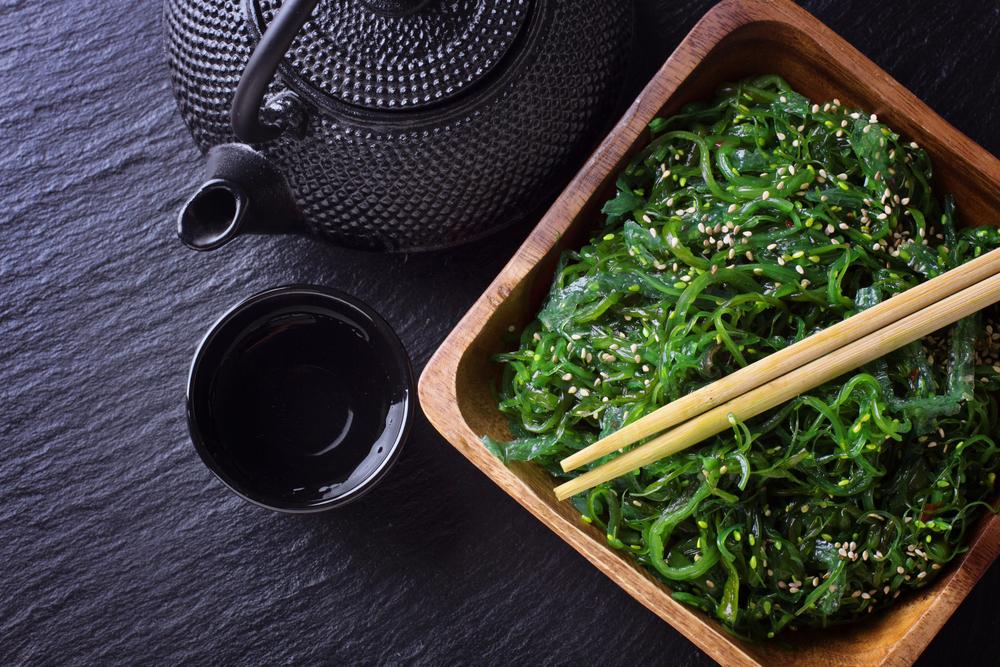 I nuovi cibi del momento: le alghe