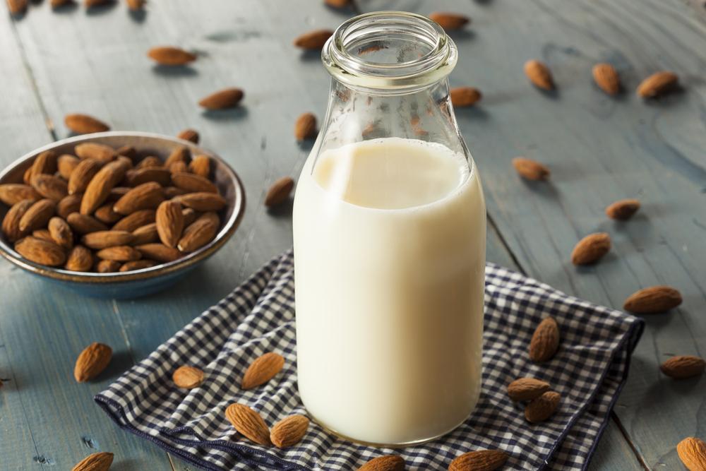 I cibi più trendy: latte