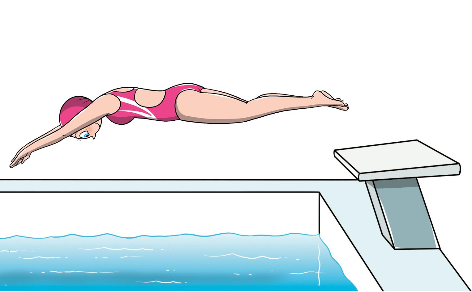 migliorare la circolazione sanguigna col nuoto