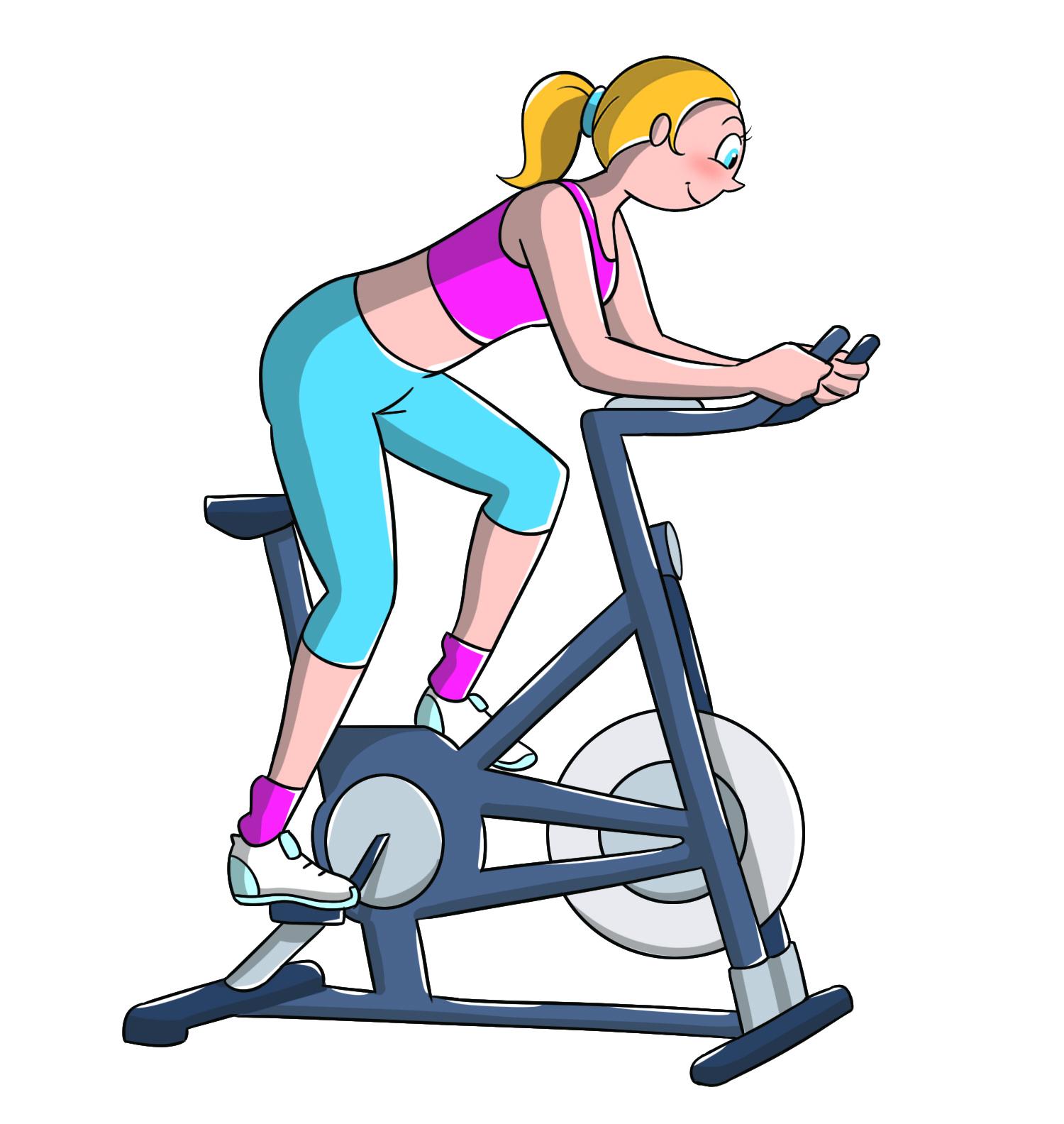 circolazione sanguigna; fare cyclette per migliorarla