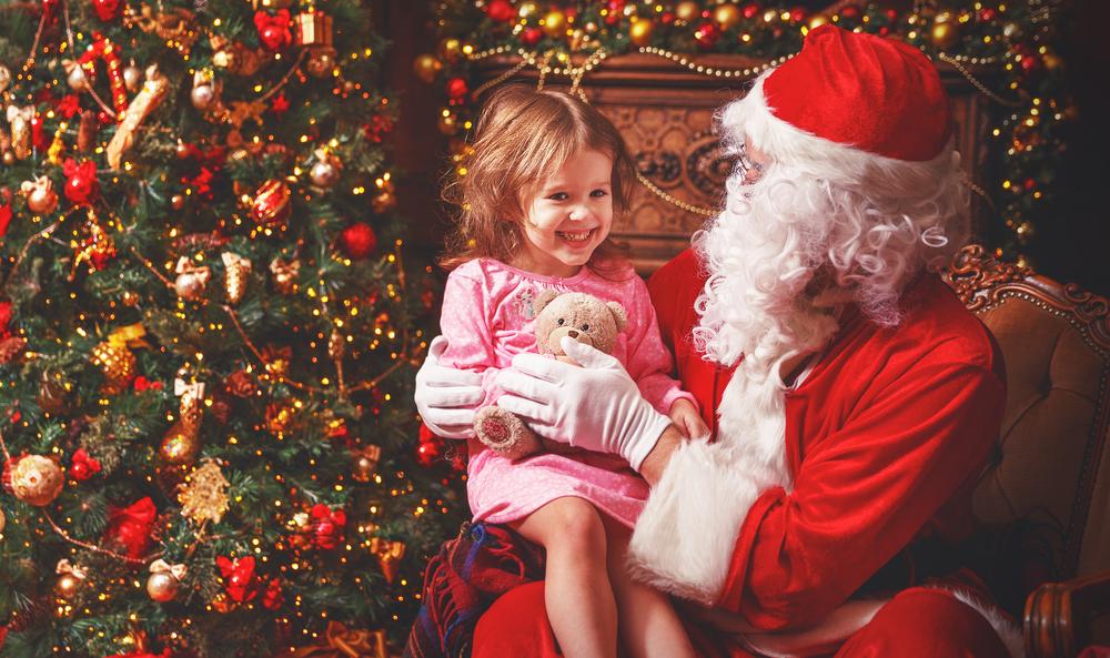 Come Dire Che Babbo Natale Non Esiste.Credere A Babbo Natale Fino A Quando Melarossa