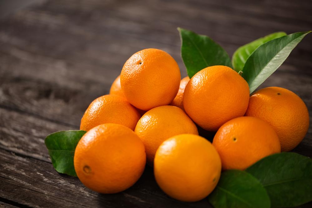 frutta di novembre, le arance