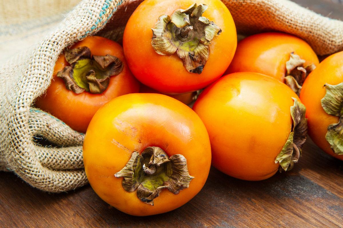 frutta di novembre, i cachi